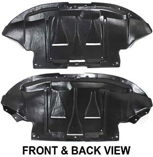 Under Cover For Volkswagen Passat 1998-2005 New Premium Front Engine Splash Shield Plastic Make Auto Parts Manufacturing VW1228102