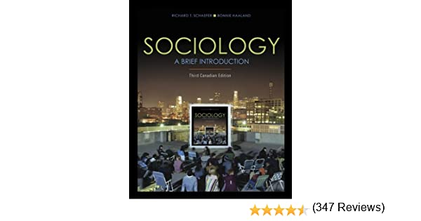 Amazon sociology a brief introduction 9780070764200 amazon sociology a brief introduction 9780070764200 richard t schaefer bonnie haaland books fandeluxe Gallery