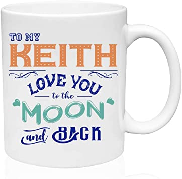 PERSONALISED LOVE YOU TO MOON /& BACK MUG COASTER VALENTINES DAY BIRTHDAY GIFT