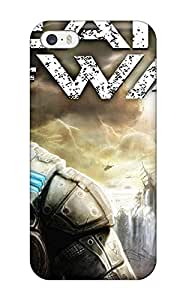 Rolando Sawyer Johnson's Shop Fashion Case Cover For Iphone 5/5s(gears Of War Dvd Cover)