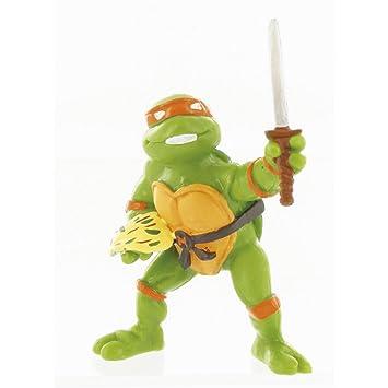 Amazon.com: Comansi 7cm Teenage Mutant Ninja Turtles ...