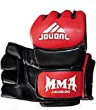 T2C MMA Grappling Gloves Pro Style UFC Cage Fighting Sparring Glove Training