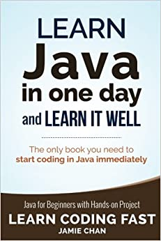 Learn Java In One Day And Learn It Well (Learn Coding Fast) (Volume 4) Downloads Torrent