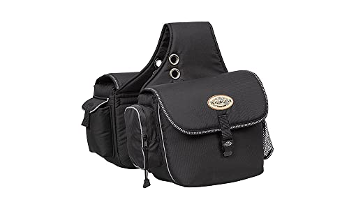 Weaver Leather Trail Gear Saddle Bag