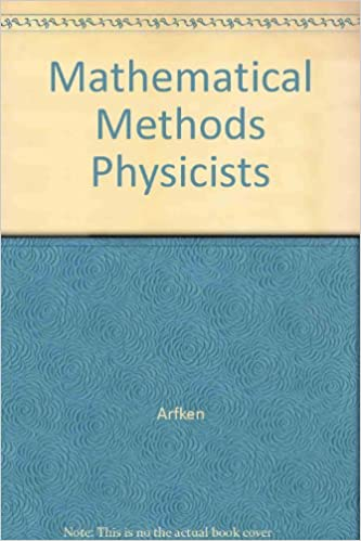 Answers To Miscellaneous Problems Mathematical Methods For