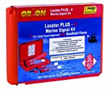 "ORION Coastal Locator Plus 4"" Signal Kit with Hand Held Signals"