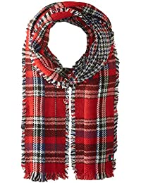 Men's Patterned Scarf