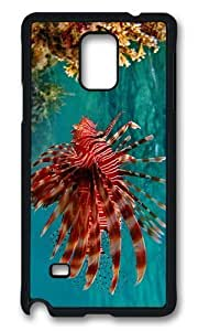 Adorable Fire Fish Hard Case Protective Shell Cell Phone Samsung Galaxy S5 I9600/G9006/G9008