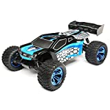 Losi 1/10 Tenacity-T 4WD Truggy Brushless RTR with AVC, Blue/Black, LOS03011T2