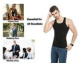 JQ JQAMAZING Mens Slimming Body Shaper Vest Abdomen