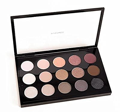 MAC Palette Eye Shadow x15 Cool Neutral