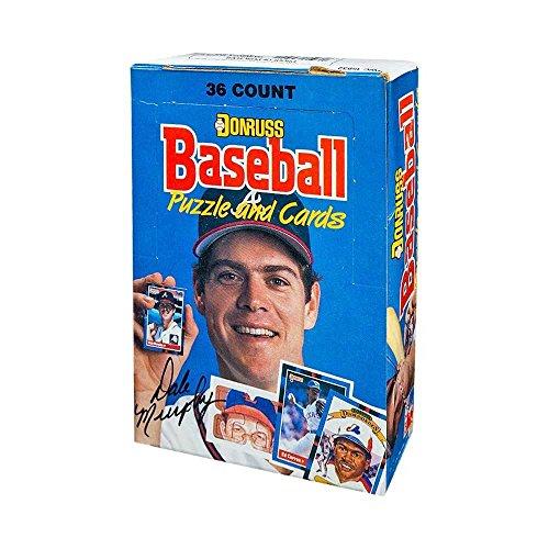 1988 Donruss Baseball Wax Box ()