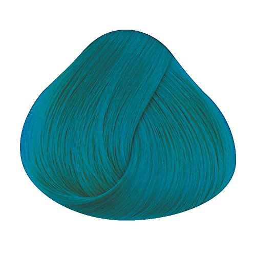 Miss Sunshine Costume Little Uk (La Riche Directions Semi Permanent Hair Dye / Hair Colour (4 x 88ml) - Turquoise by La)