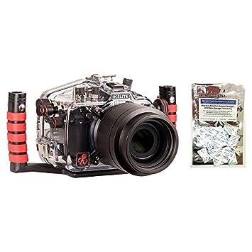 Amazon.com: Ikelite Nikon D750 Vivienda w/Free Humedad ...