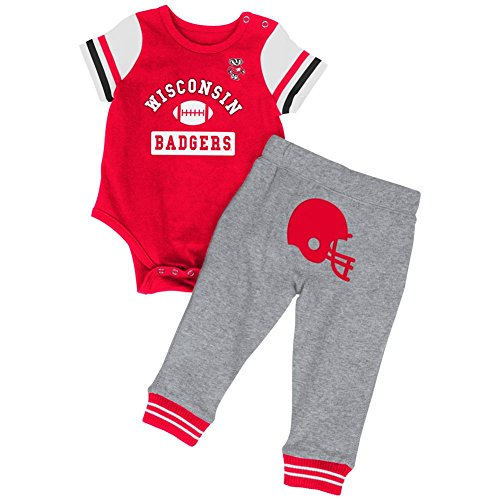 Wisconsin Badgers NCAA Infant