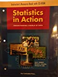 img - for Statistics in Action: Understanding a World of Data- Instructor's Resource (Book & CD-ROM) book / textbook / text book
