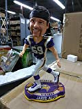 Minnesota Vikings Jared Allen Forever Collectibles Football Base Bobble Head