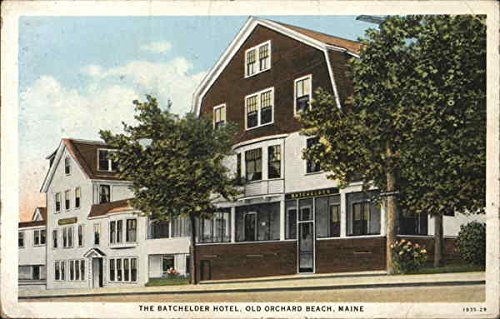 The Batchelder Hotel Old Orchard Beach, Maine Original Vintage ()