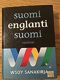 img - for Suomi-englanti-suomisanakirja (WSOY sanakirja) book / textbook / text book