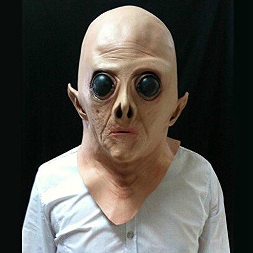 alien head mask - 7