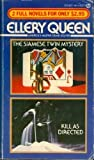The Siamese Twin Mystery, Ellery Queen, 0451122712