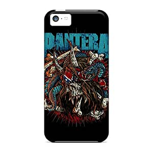 Faddish Phone Pantera Cases For Iphone 5c / Perfect Cases Covers