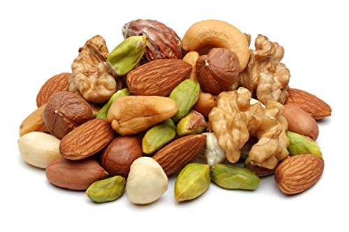Deluxe Mix (Best Seller!) (Bounty Nut Mix(Delux+Pistachio), 3LB) (Best Gourmet Nuts)