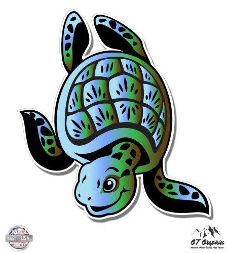 ninja turtle bike stickers - 9