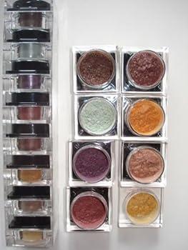 Giselle Eyeshadows 8 Stack Mineral Makeup- Flirt -1 Unit