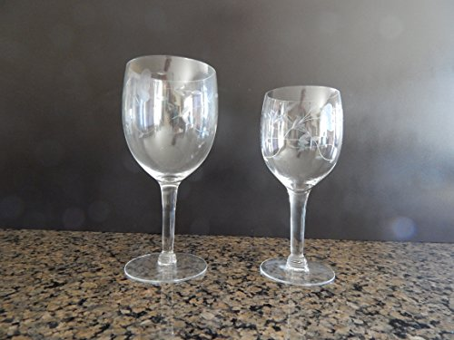 Buy princess house heritage glasses