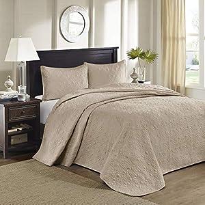 Madison Park MP13-1565 3 Piece Quebec Bedspread Set