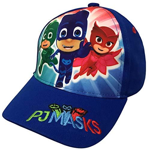 Disney PJ Masks Boys Blue Baseball Cap - Size Toddler Age 2-5