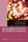 Rehabilitation Interventions 1st Edition