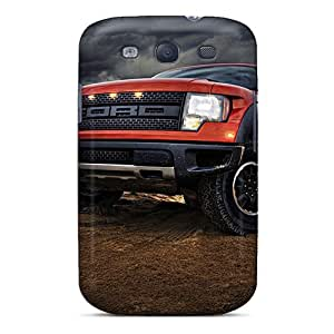 Slim Fit Tpu Protector Shock Absorbent Bumper Ford Truck Case For Galaxy S3