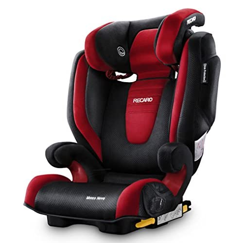 RECARO Monza Nova avec 2 Seatfix Ruby
