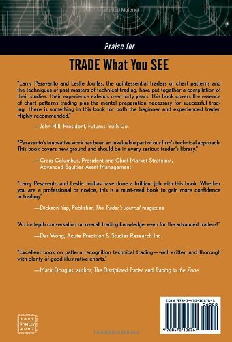 Trade What You See: How To Profit from Pattern Recognition by Wiley