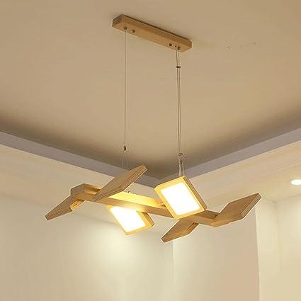 XY-QXZB Lámparas de Techo Colgantes Hechas a Mano Lámparas ...