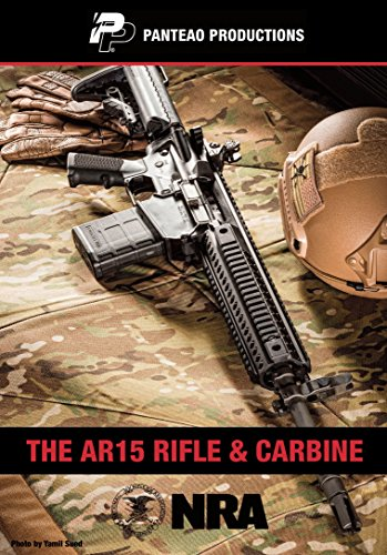 Panteao Productions:  AR15 Rifle & Carbine - BVPD006 - DVD - NRA - AR15 - Rifle - Carbine - Tactical Training - Self (Rifle Video)