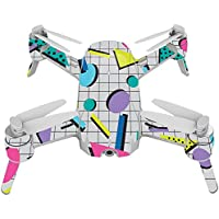 Skin For Yuneec Breeze 4K Drone – Awesome 80s   MightySkins Protective, Durable, and Unique Vinyl Decal wrap cover   Easy To Apply, Remove, and Change Styles   Made in the USA