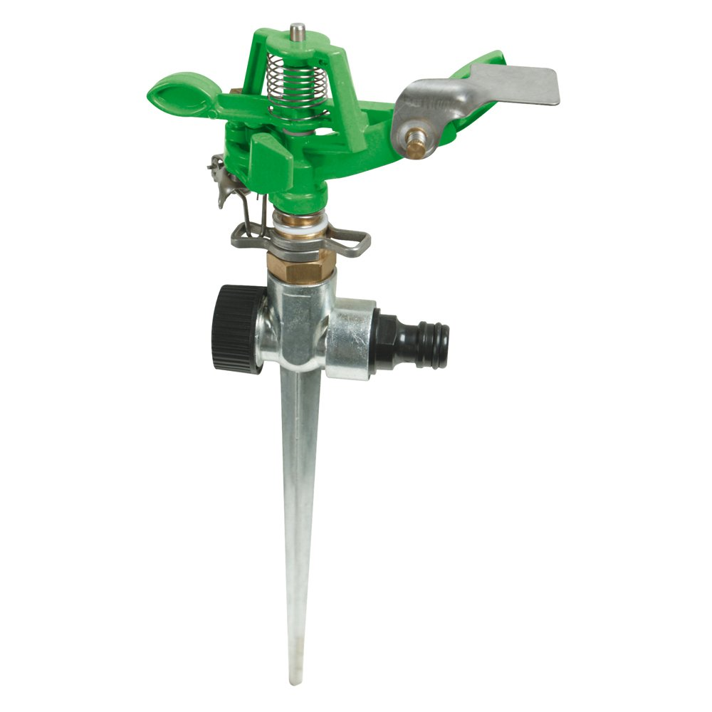 Silverline 868552 Impulse Garden Sprinkler Assorted Colors