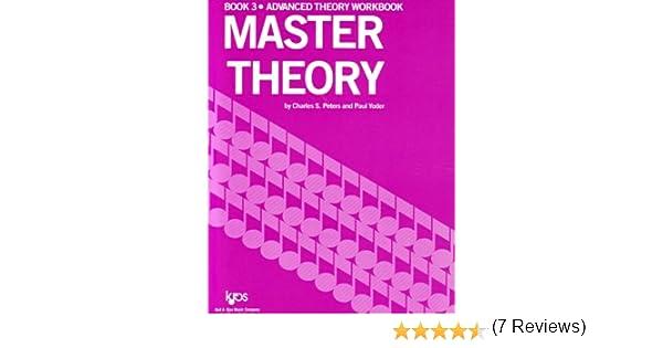 Amazon.com: L175 - Master Theory Book 3 Advanced (9780849701566 ...