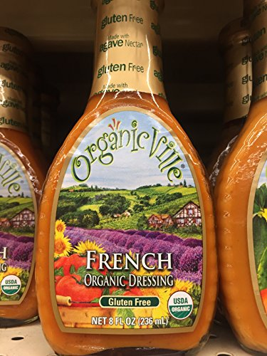 c Non Dairy French Dressing - Pack of 2 (French Villa)