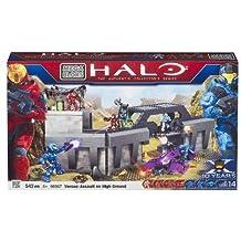 Mega Brands Halo Anniversary Mega Bloks Set #96967 Versus Assault On High Ground