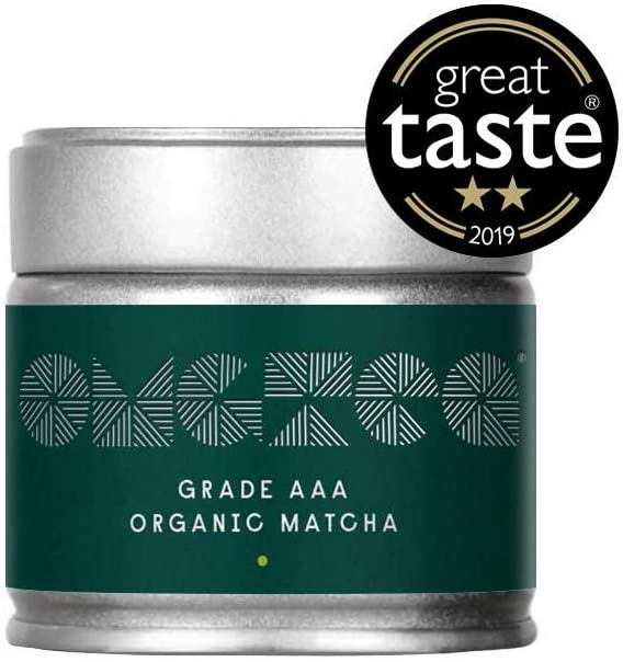 Organic Matcha Green Tea - Japanese AAA Grade Matcha Tea Powder 30g