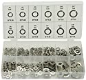 Advanced Tool Design Model  ATD-360  350 Piece Stainless Lock and Flat Washer Assortment
