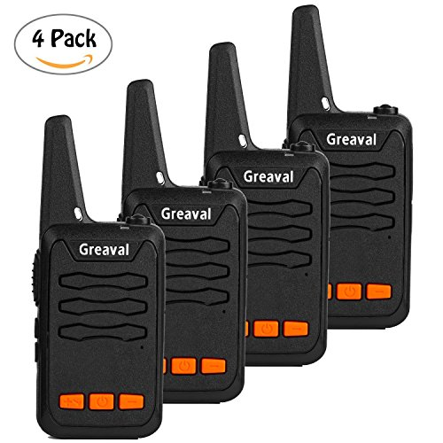 Greaval Long Range Walkie Talkie 16-Channel 2 Way Radio with Large LED...