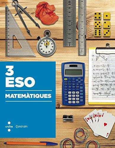 Matemàtiques. 3 ESO. Construïm - 9788466138505