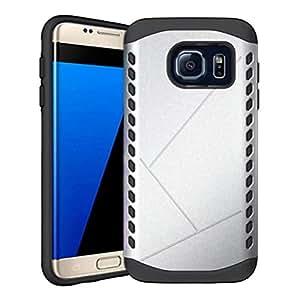 Edge S7 para Samsung Galaxy, Internet 2 en 1 Cobertura de la armadura caja protectora