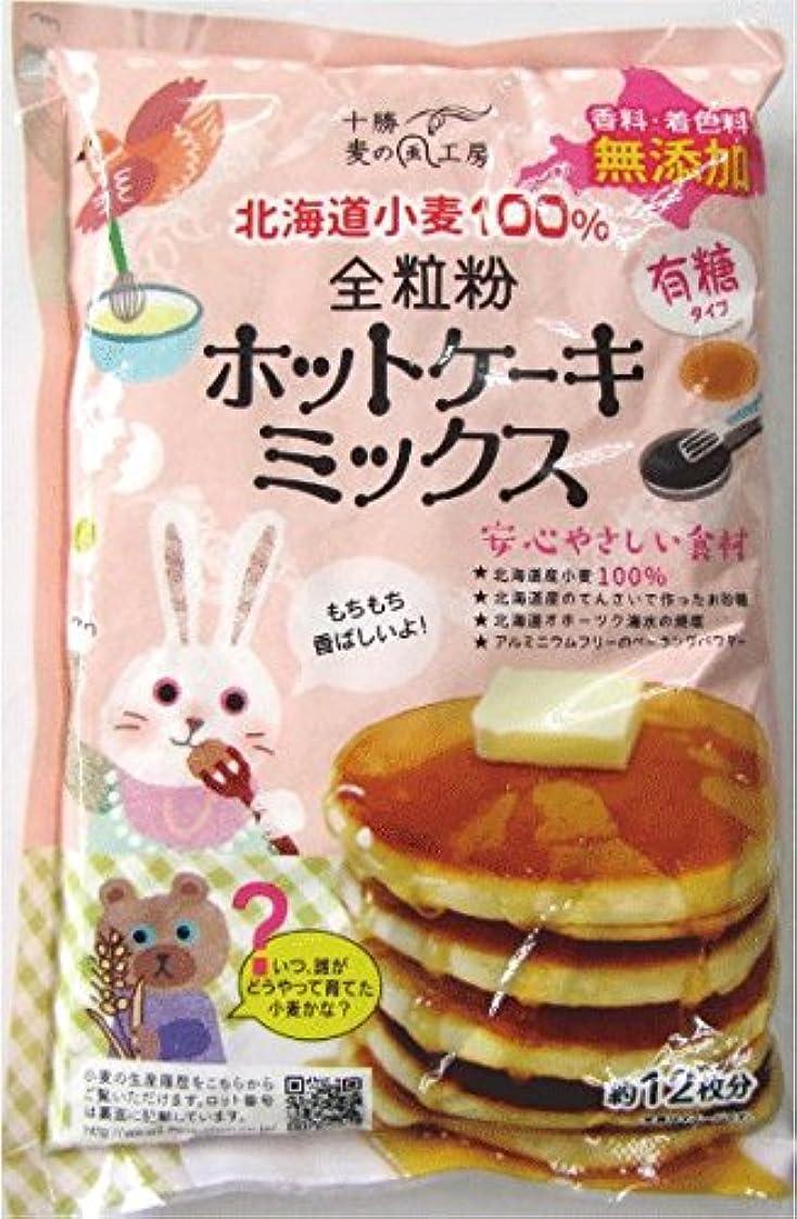 気まぐれなたまにメール昭和 ケーキのようなホットケーキミックス 400g