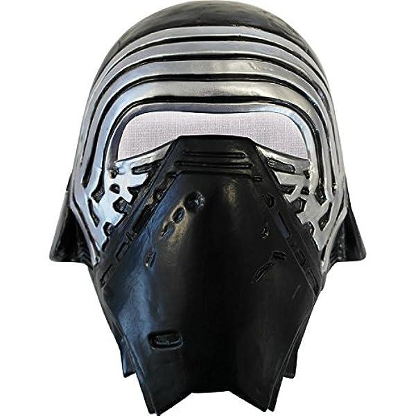 Star Wars - Máscara de Kylo Ren para niños, accesorio disfraz ...